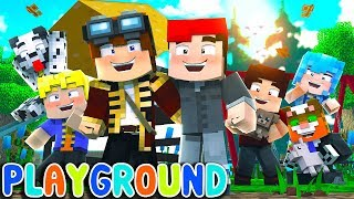Minecraft Playground: New Kids on the Block | Roleplay
