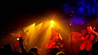Apocalyptica - Nothing Else Matters Metallica cover (Tampa)