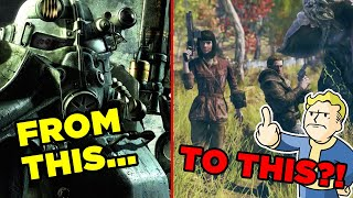 How Bethesda Forgot What Made Fallout Great