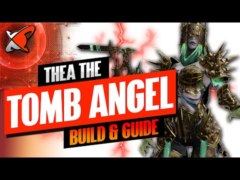 """""""THE TOMB ANGEL"""" Thea Build, Guide & Masteries 