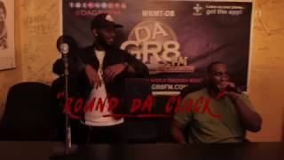 Tone C - Round Da Clock  (Official Music Video)