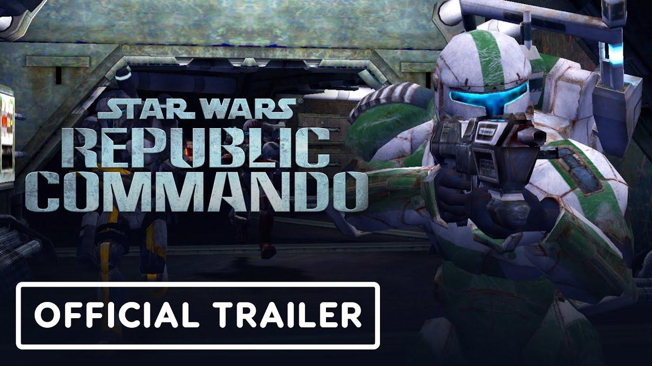 IGN - Star Wars: Republic Commando - Official Announcement Trailer (PS4 & Nintendo Switch)