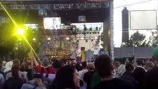 Moja Reč feat. Koko Najs - Hrdinovia, Live @ Hip Hop Kemp 2011