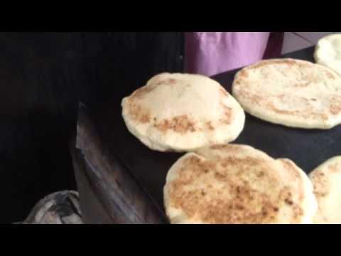 Essaouira maroc petit déjeuner gourmand.MOROCCO