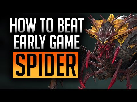 RAID: Shadow Legends | How to beat Early game Spider! FTP Series!