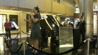 'S Wonderful (George Gershwin) by Claressa Monteiro @ Paragon (9 May 12) (HD)