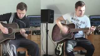 Skrillex - Scary Monsters And Nice Sprites - Acoustic Guitar Cover 2013