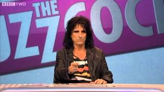 Alice Cooper talks about meeting The King, Elvis Presley.