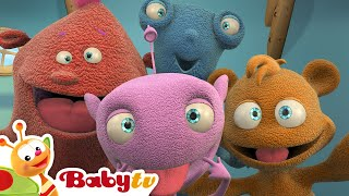 Cuddlies Song - If You're Happy and You Know It, BabyTV Bahasa Indonesia