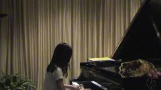 Helen Qi plays Mozart Sonata