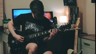 Twin Peaks - Laura Palmer´s Theme (Love Theme) /guitar cover/