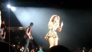 Beyonce...I am tour, Nottingham Arena Upgrade You