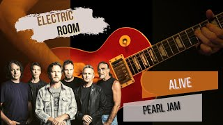 Roommates - Alive (Pearl Jam cover) || Electric Room || [Live Studio HD]