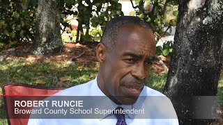 Superintendent Robert Runcie discusses Nikolas Cruz' history, efforts to assess his behavior, and h