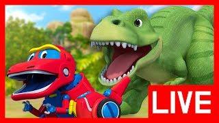 🌟고고다이노 공룡탐험대 실시간   공룡   Dino   3D애니메이션   어린이만화   연속보기   모아보기   고고다이노   라이브     24시간보기🌟