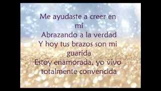 Adriana Foster-Toda de ti (letra)