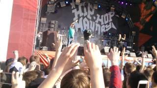 "Полина на Hip-hop MayDay (ft. Eminem ""Legacy"")"