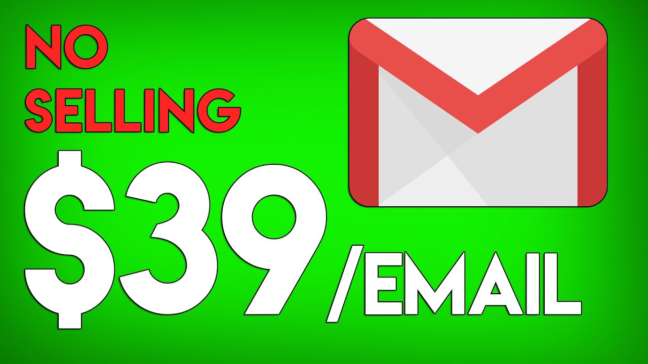 Make .60 Per Email (Not What You Think)