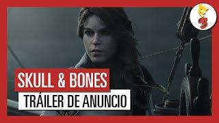 Skull and Bones: Tráiler cinematográfico de anuncio E3 2017