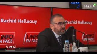 L'Info en Face avec Mohamed Benmoussa