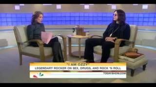 Ozzy on drugs! Awesome!