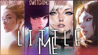 Nightcore ⟿ Little me [Switching Vocals]