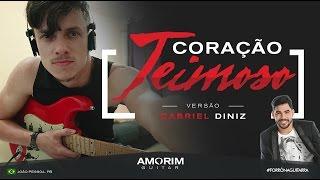 Coração teimoso - Gabriel Diniz (Forró na Guitarra)