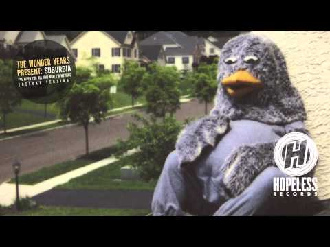 the-wonder-years-local-man-ruins-everything-acoustic-hopeless-records