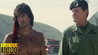 Rambo First Blood 2 (1985) - Ending Scene (1080p) FULL HD