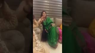 Indian Aunty Talking Sexy in Hindi width=