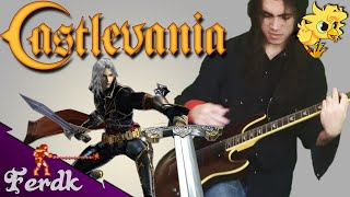 """Castlevania: Curse of Darkness - """"Abandoned Castle"""" 【Metal Guitar Cover】 by Ferdk"""