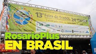 RosarioPlus en Brasil
