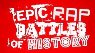 Epic Rap Battles of History: Steve Jobs vs Bill Gates [Minecraft Style]