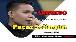 ANDRIGO [Pacar Selingan] Live At Kamera Ria (04-11-2014) Courtesy TVRI