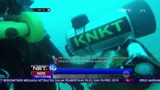 Black Box Lion Air JT  610 Ditemukan di Kedalaman 30M- NET 10