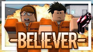 BELIEVER || ROBLOX MUSIC VIDEO