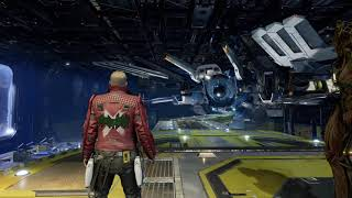 Marvel\'s Guardians of the Galaxy hands-on previews, gameplay, and screenshots