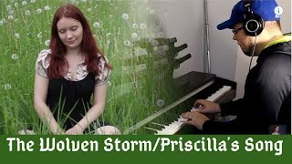 The Wolven Storm/Priscilla's Song - The Witcher 3: Wild Hunt (cover by Alisa and Scott Brahniuk)