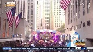 Camila Cabello- Havana ( Live)  Today Morning Show New York