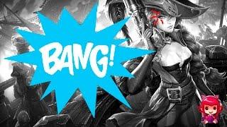BANG! - Anitta (Paródia - League of Legends)