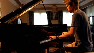 The Script - If You Could See Me Now Piano Cover