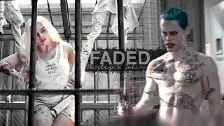 Joker + Harley Quinn // Faded
