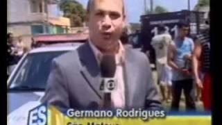 Rapaz Assassinado em São  Mateus