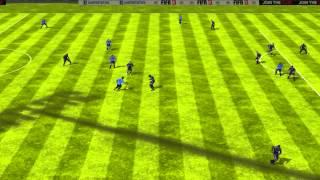 FIFA 13 iPhone/iPad - AJR ALL STARS vs. Chicago Fire