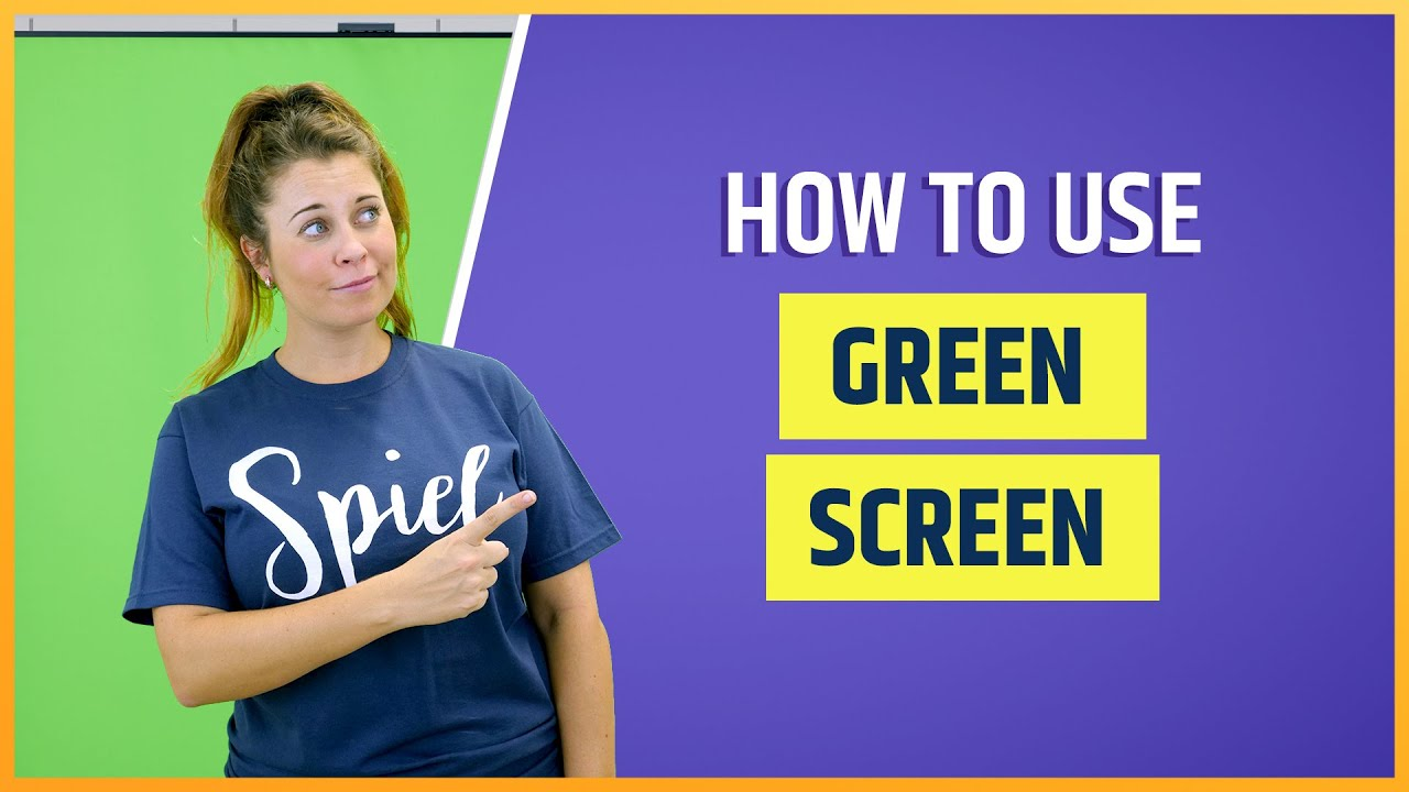 How To Use Green Screen (In 4 Easy Steps)