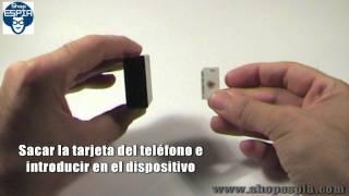 Shop Espia (Tienda espía) - Micrófono espía via GSM