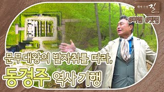 [테마기행 길] 통일 신라를 이룩한 문무왕의 전설이 깃든 #동경주 다시보기