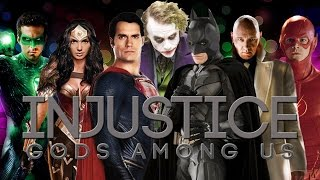 Injustice Gods Among Us Live Action Trailer: CC Productions [HD]