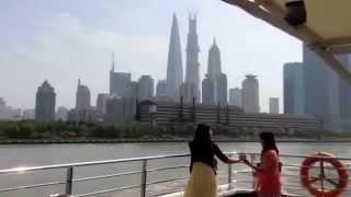 China  Shanghai -let it go-