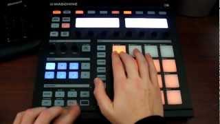 Beat 22 (9th Wonder remake) - Maschine Beat